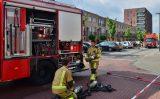 23 juli Explosie in garagebox veroorzaakt brand Schuddebeursstraat Zoetermeer