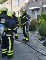 10 oktober Brand in wasmachine in woning Geel-groenlaan Zoetermeer