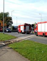 3 oktober Brandweer onderzoekt vreemde lucht uit wagon