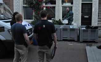 8 juli Drie verdachten vast na ontmanteling drugslaboratorium