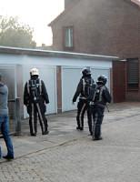 6 oktober Hennepkwekerij na brand in garagebox Rhoon