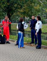8 oktober Traumahelikopter ingezet bij medische noodsituatie op straat