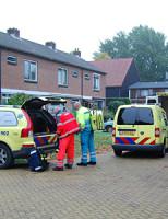 18 oktober Meisje gewond na val uit raam Leeuwerikstraat Rhoon