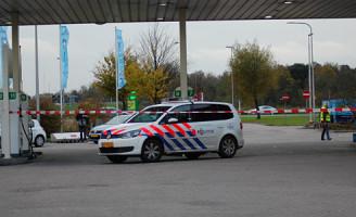 9 november Vrouw gewond na steekpartij bij tankstation Kilweg Barendrecht