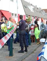 4 augustus 35-jarige Rotterdammer komt om bij schietincident