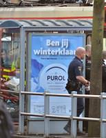 13 januari Persoon gewond na aanrijding met tram Spui Den Haag