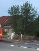 22 juni Brand in een woning Leiden
