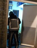 12 augustus Brand in Solfood winkel door vlam in de pan