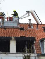 15 maart Middelbrand in woning Zuidwind 's-Gravenzande