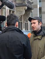 12 & 13 november AFA protesteert tegen politie geweld en rascisme [UPDATE]