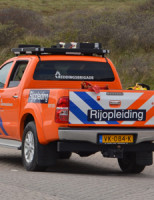 16 april Reddingsbrigade rukt uit voor medische noodsituatie Molenslag Monster