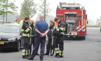 25 augustus Mogelijke plofkraak voorkomen in Capelle aan Den IJssel