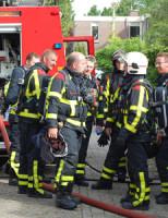 1 september Uitslaande brand verwoest woning