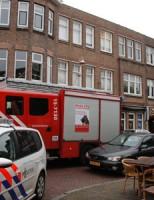 21 mei Kleine brand Thomsonlaan Den Haag