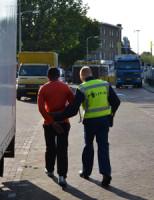 9 juni Verkeerscontrole Kaapseplein werpt vruchten af