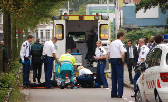23 september Fietser gewond na aanrijding met tram Den Haag