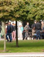 2 oktober Haagse Hogeschool ontruimd