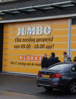 29 december Overval op Jumbo Den Haag