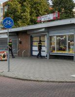 13 augustus Overval blijkt winkeldiefstal P.J Troelstralaan Schiedam