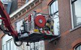 17 december Bewoners naar het ziekenhuis na brand in woning Koningin Emmakade Den Haag