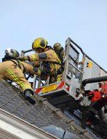 4 augustus Woning onbewoonbaar door brand Prins Hendrikstraat Den Haag