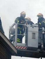 Dode en gewonden bij grote brand Herenstraat