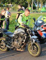 7 juli Motorrijdster naar het ziekenhuis na eenzijdig ongeval