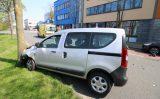 22 april Enorme schade bij ongeval met twee auto's Verrijn Stuartlaan Rijswijk