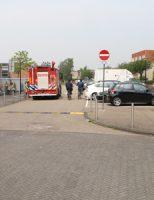 25 mei Basisschool ontruimd na brand Kikkerbeetlaan Den Haag