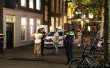 8 augustus Brandweer rukt uit voor brand in bovenwoning Burgwal Delft