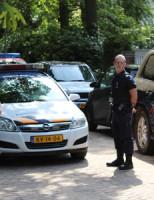 26 juni Brand ontstaan tijdens krakersontruiming Den Haag