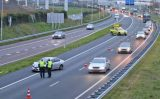 21 november Twee aanrijdingen binnen korte tijd op de A4 Den Hoorn/Rijswijk