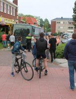 25 mei Politie maakt snel een einde aan ProjectX bij kraakpand Julianastraat Poeldijk [VIDEO]