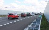28 april Aanhanger gekanteld na aanrijding tussen drie voertuigen A4 Schipluiden