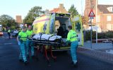 31 oktober Fietser gewond geraakt na aanrijding met auto Oosteinde Wateringen
