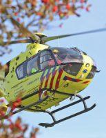 14 november Grote inzet voor medisch incident met klein kindje Bilderdijkplein Voorburg