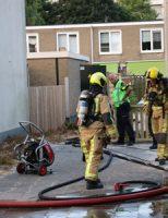 6 juli Stroomstoring na brand in elektrakast Multatuliweg Delft