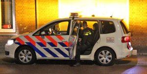 23 september Groot gebied afgezet door gasmelding pinautomaat Jonckbloetplein Den Haag