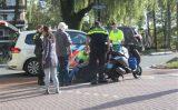 29 september Scooterrijder gewond na aanrijding met auto Lange Kleiweg Rijswijk
