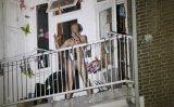 17 september Verwarde man dringt woning binnen en draait door Werkhovenstraat Den Haag [VIDEO]