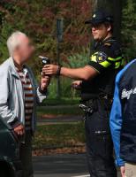 22 september Gewonde na kop-staart aanrijding Voorhofdreef Delft