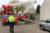 29 april Spreeuw zit uren lang vast met pootje Derde Werelddreef Delft