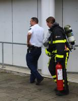 5 juli Zoektocht naar brandlucht Azielaan Delft