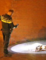 9 oktober Bewoner sticht brand op balkon en wordt aangehouden Reinier de Graafweg Delft