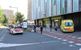 15 september Fietsster gewond bij aanrijding bij inrit van parkeergarage Papsouwselaan Delft