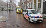 16 december Vrouw zwaargewond na val met fiets door gladheid Oude Delft Delft