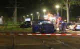 6 oktober Meerdere gewonden bij fikse crash tussen twee auto's Meppelweg Den Haag