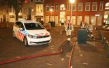 15 september Man aangehouden na brandstichting Paul Krugerplein Den Haag