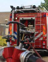 23 juni School ontruimd door brand Kievitstraat Boskoop