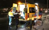 2 december Fietser lichtgewond bij aanrijding Neherkade Den Haag